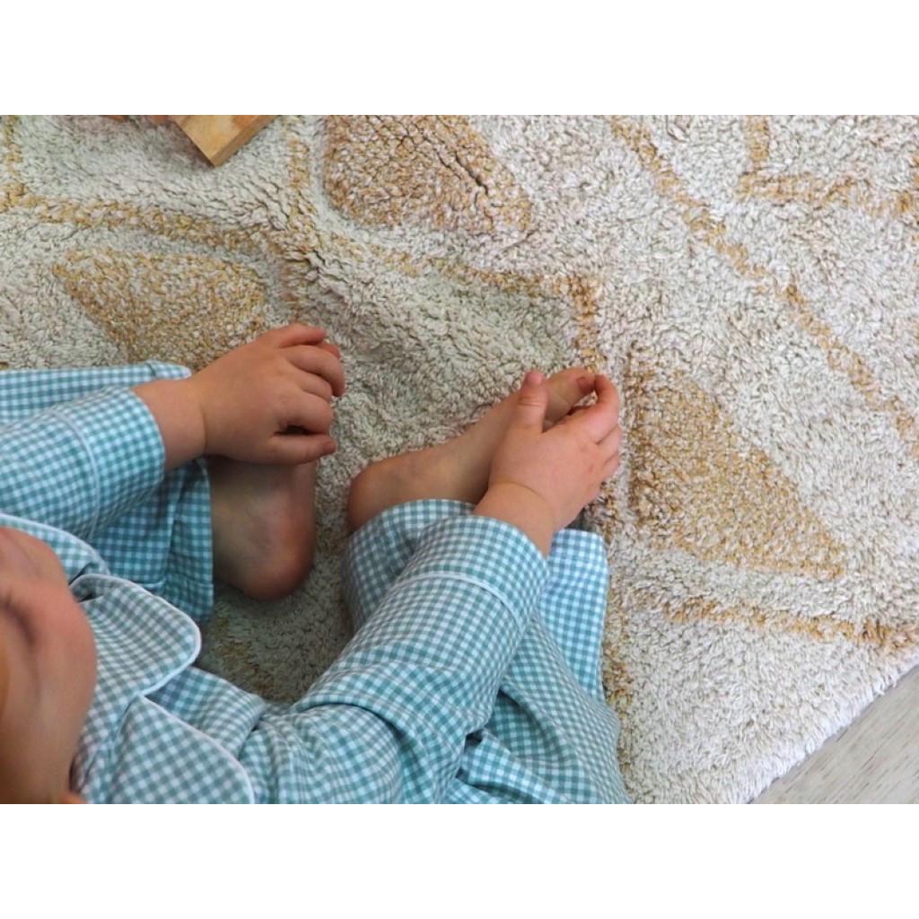 Waschbarer Teppich Mini Tribu