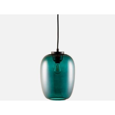 Grape Pendant Lamp   Green / Black