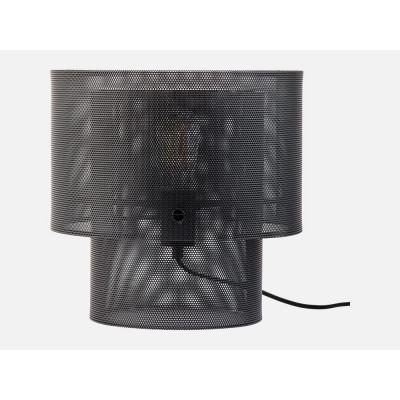 Cyla Table Lamp | Matt Black