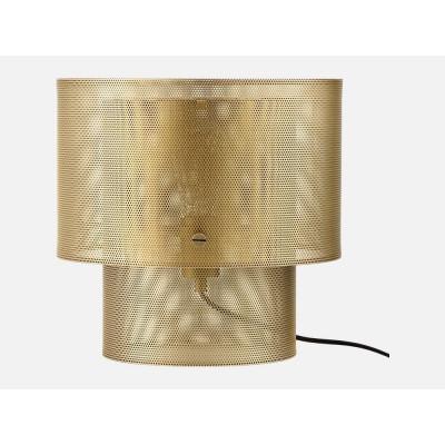 Cyla Table Lamp | Matt Antique Brass