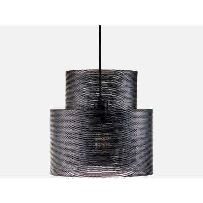 Cyla Pendant Lamp | Matt Black