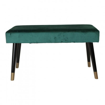 Velvet Couch   Green