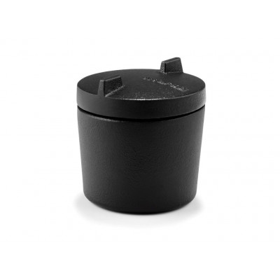 Salt 14' Salt Bowl   Cast Iron