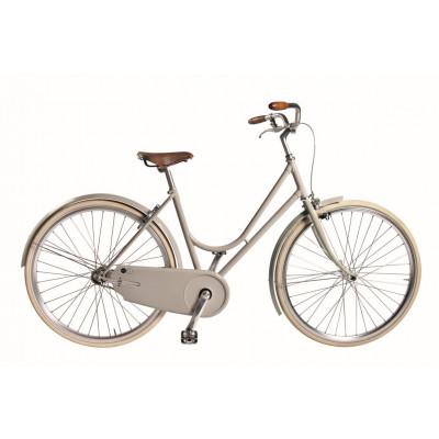 Granturismo Single Speed Bike Donna | Cream