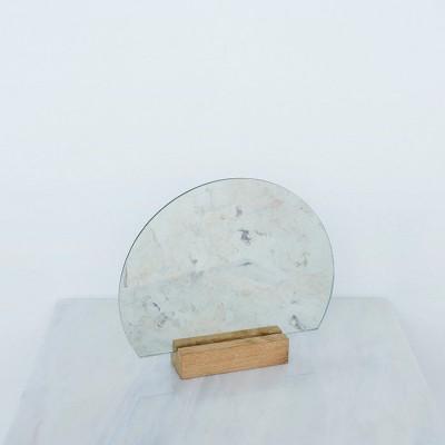 Halbmond-Spiegel | Antike