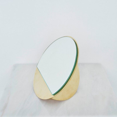Spiegel-Skulptur