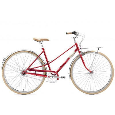 Caferacer Lady Solo | Red
