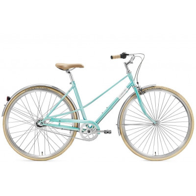 Caferacer Lady Uno | Turquoise