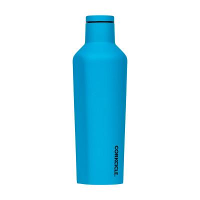 Trinkflasche Canteen Neon Lights 475 ml | Neon Blau