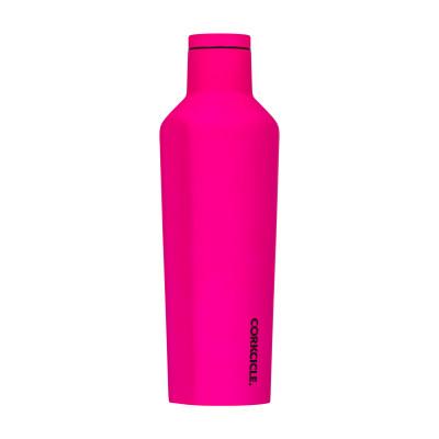 Trinkflasche Canteen Neon Lights 475 ml | Neon Pink