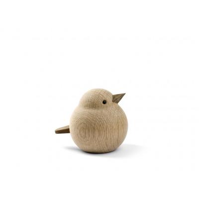 Oak Bird Mama Sparrow | Medium