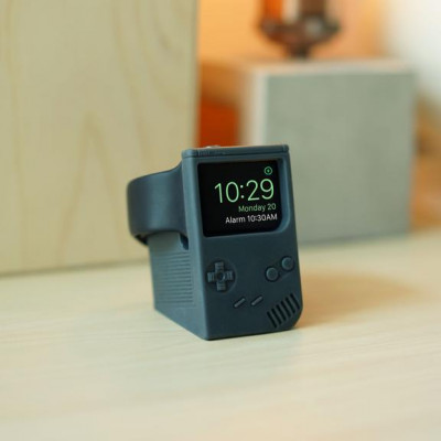 Apple Watch Charger Stand GameWatch | Dark Grey