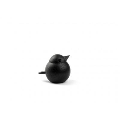 Oak Bird Baby Sparrow Black | Small