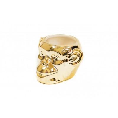 HV Affen-Topf   Gold