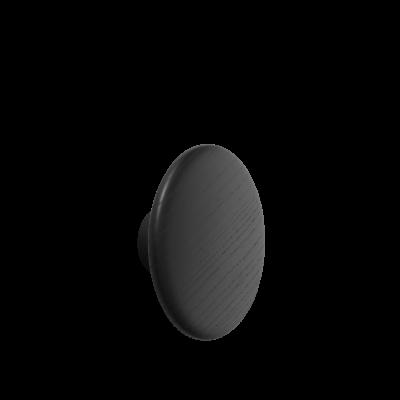 Dots Holz | Schwarz
