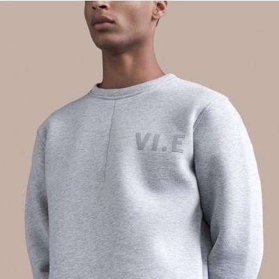 Scuba Sweatshirt | Silver Cloud