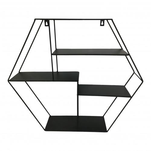 Hexagon Wall Shelf