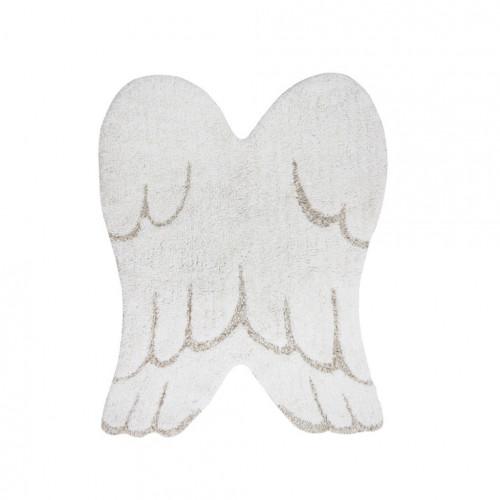 Waschbarer Teppich Mini Flügel