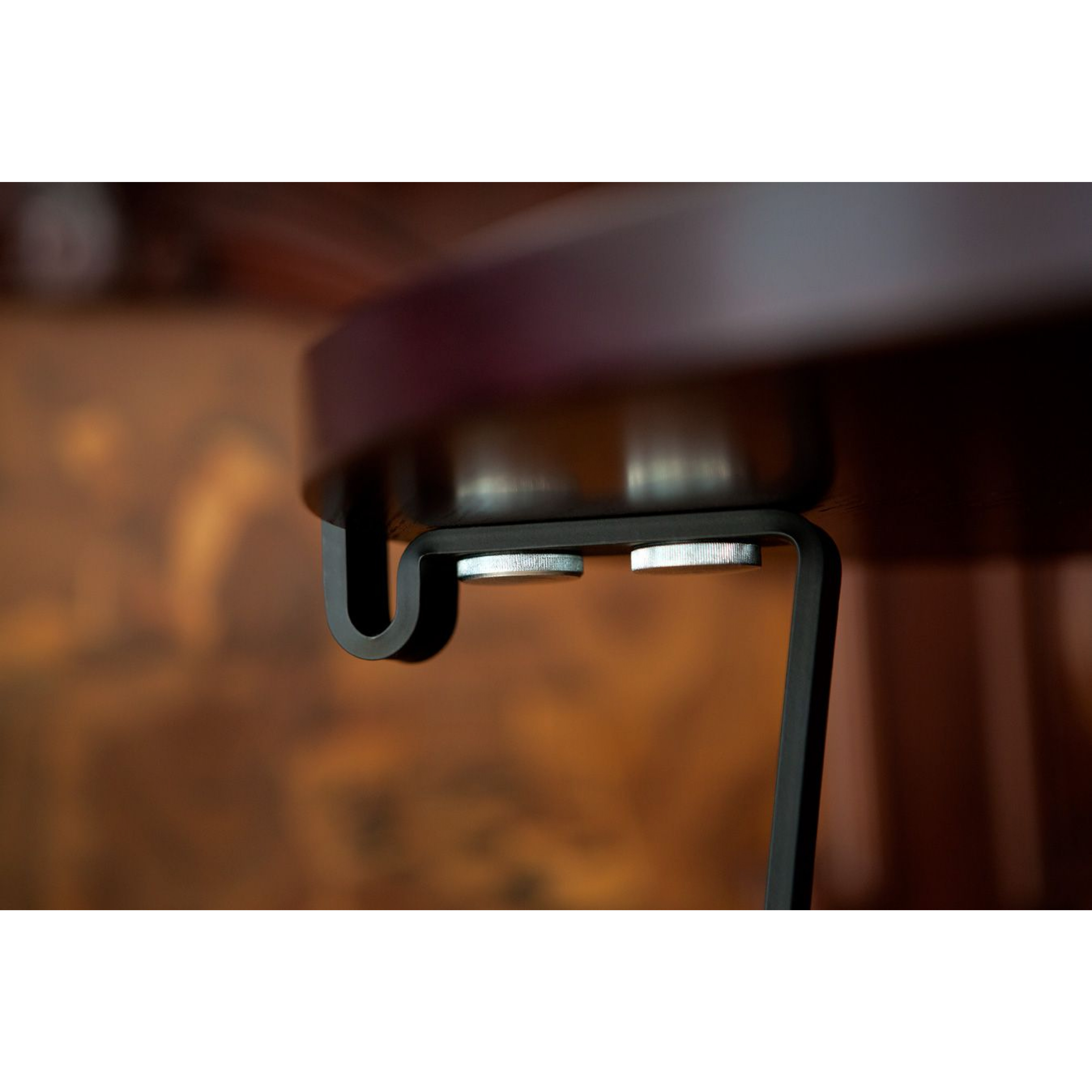 Arch Side Table | Black Top