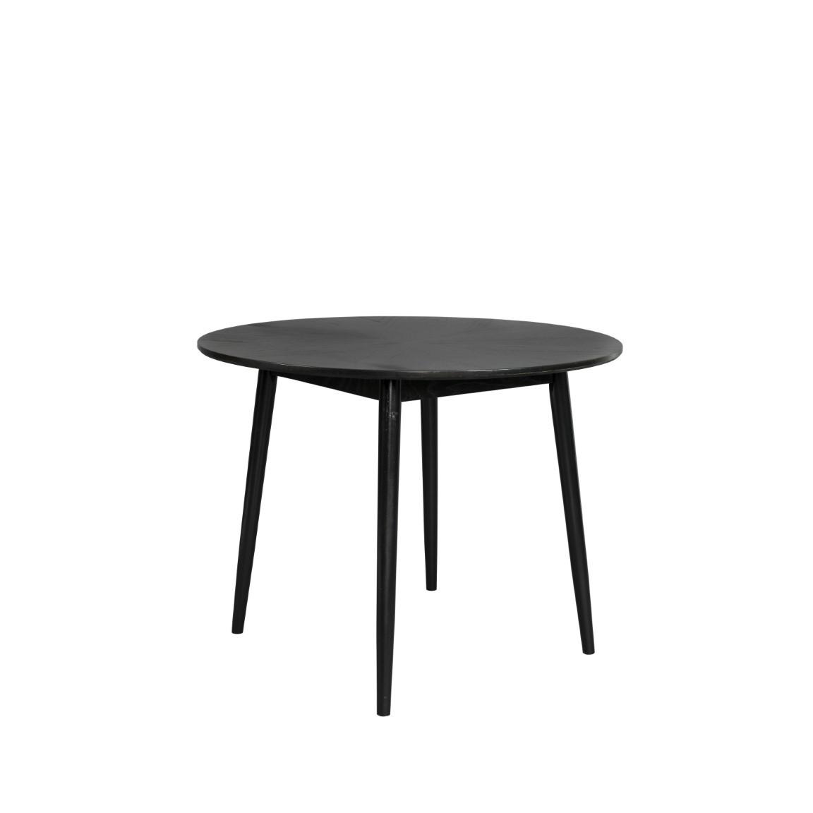 Tisch Fabio   Schwarz