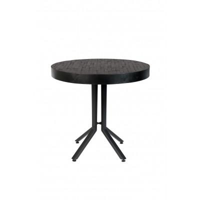 Counter-Tisch Maze | Schwarz