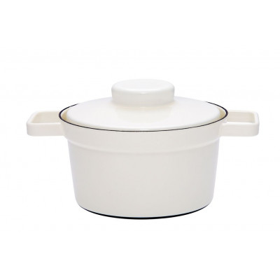 Aromapot Pure White | Pot with Lid