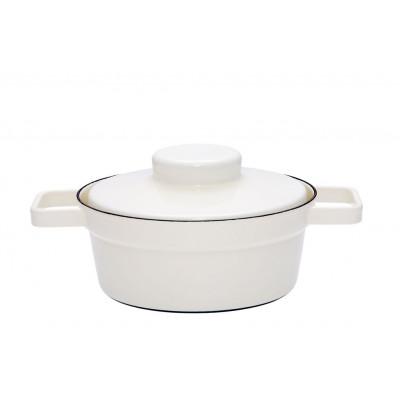 Aromapot Pure White | Casserole Dish with Lid