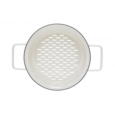 Aromapot Steamer Pure White
