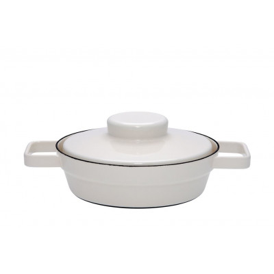 Aromapot Light Grey | Pan with Lid