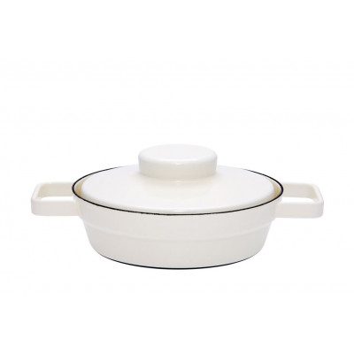 Aromapot Pure White | Pan with Lid
