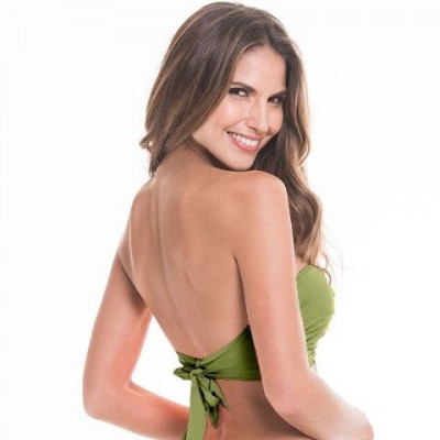 Underwire Top | Army Green