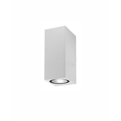 Außenwandleuchte Nero 6,7x8x15 cm I Weiß