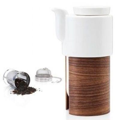 WARM Teekanne/Kaffeekanne Klein   Weiß