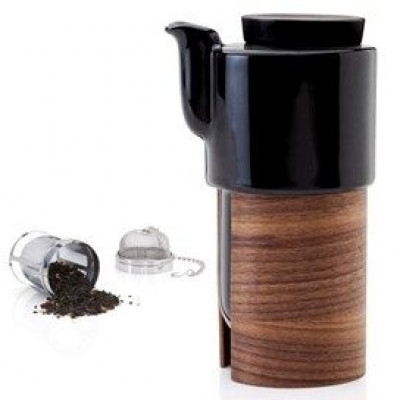 WARM Teekanne/Kaffeekanne Klein   Schwarz