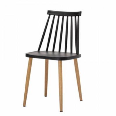 Stuhl Bajo | Schwarz