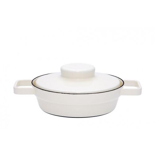 Aromapot Pure White | Poêle avec Couvercle