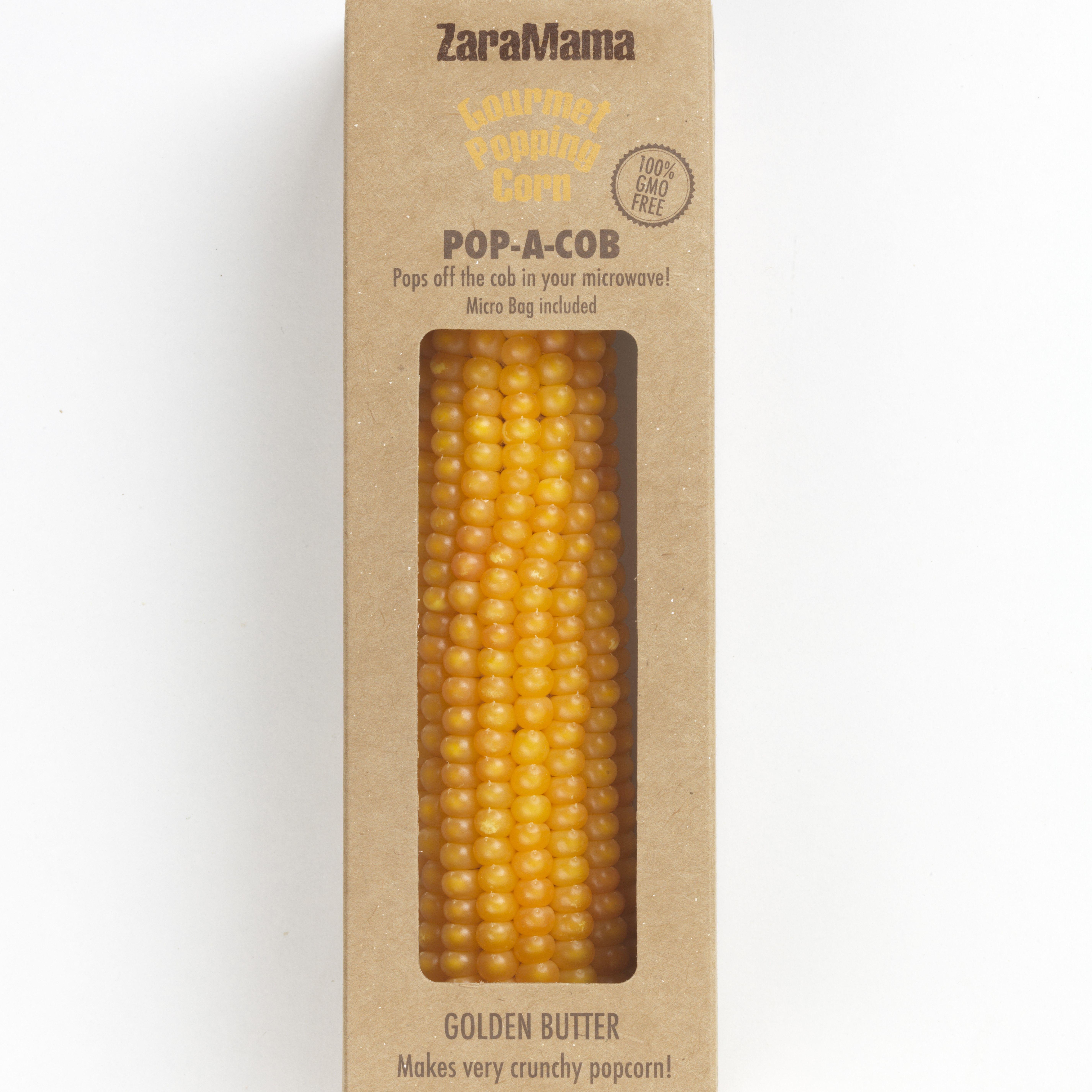 Pop-A-Cob | Golden Butter (Set of 6)