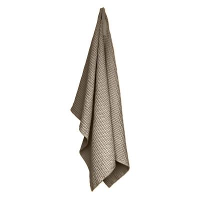 Big Waffle Towel/Blanket   Clay