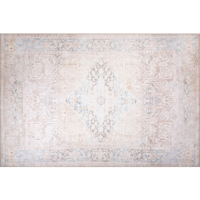 Carpet Dorian Chenille 75x150 cm I Beige AL 349
