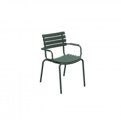 Gartenstuhl ReCLIPS | Olivgrün