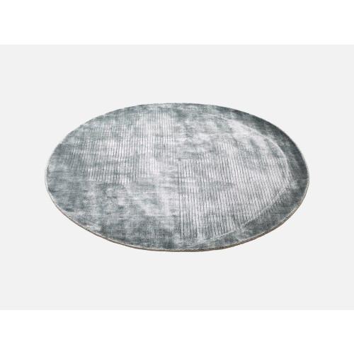 Circum Rug   Aqua