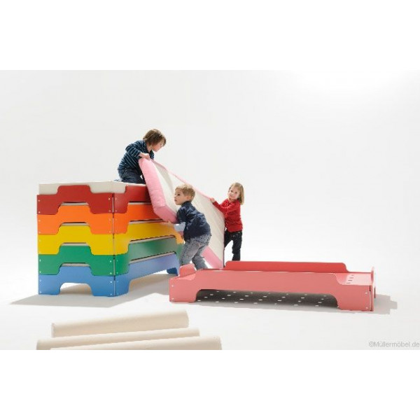 Stapelbetten für Kinder - Weiß