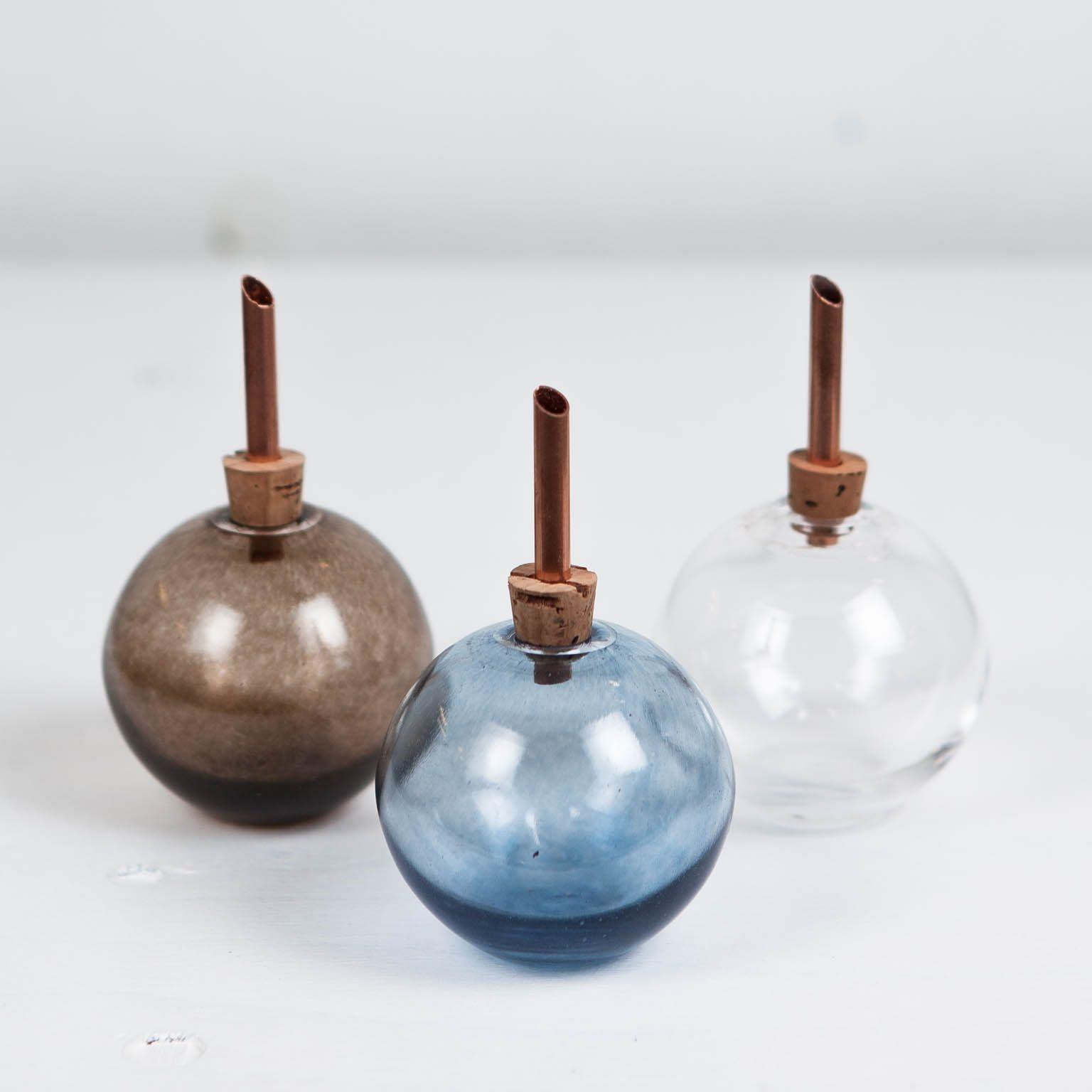 Glasilium Soliflore Vase | Brown