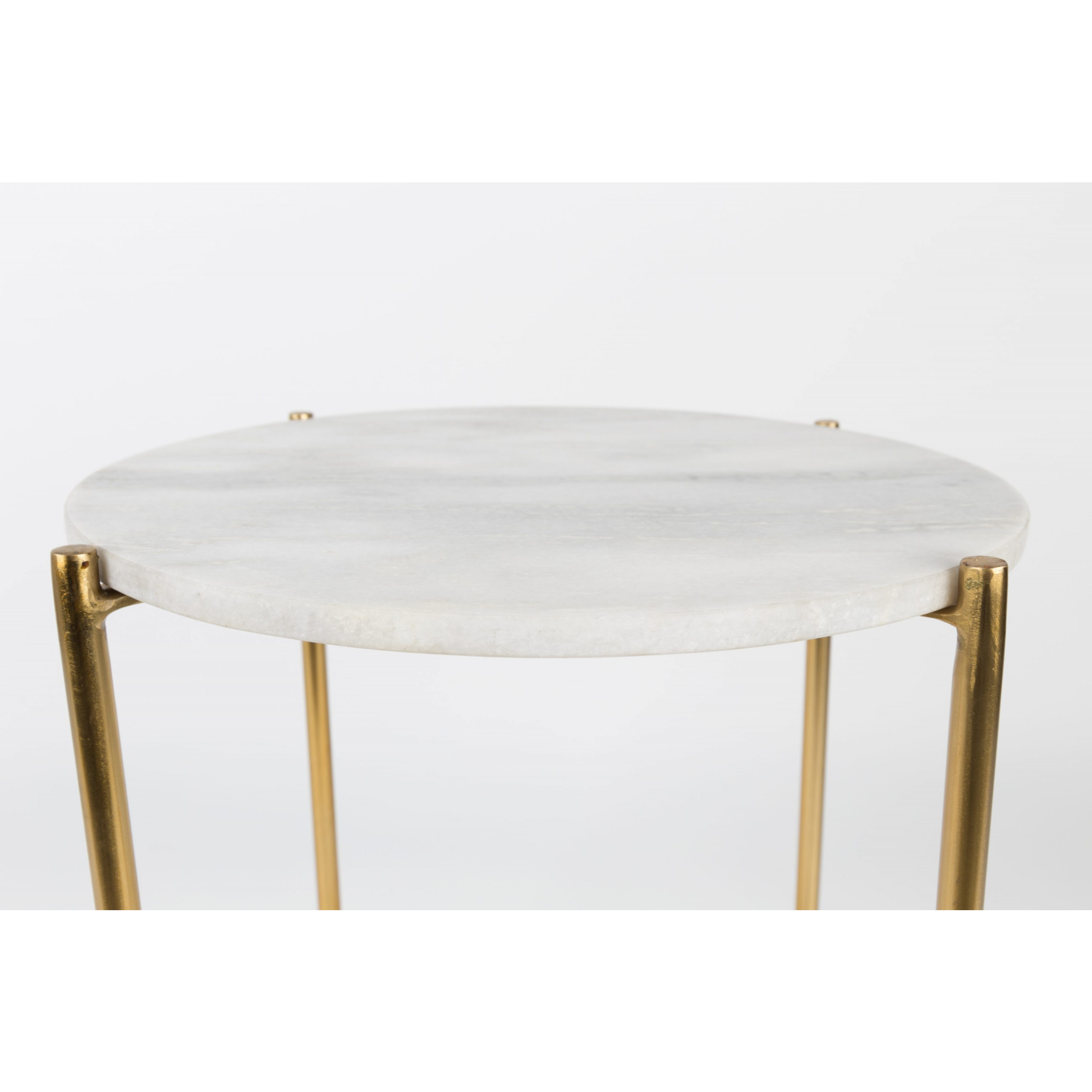 Side Table Timpa   White