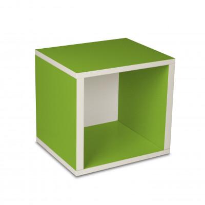 Aufbewahrungswürfel Box Grün