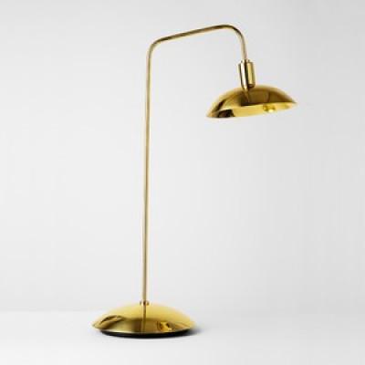 Lightshower Table Lamp   Antique Brass