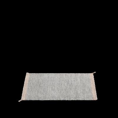 Teppich Ply l Schwarz-Weiß