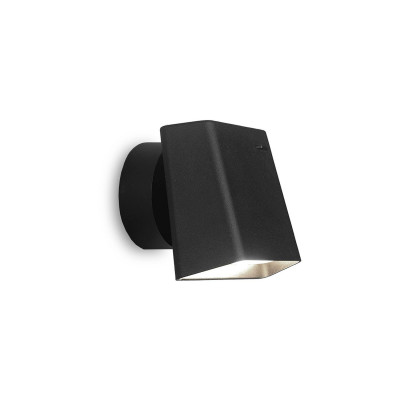 Wandleuchte Metall MB2216   Schwarz