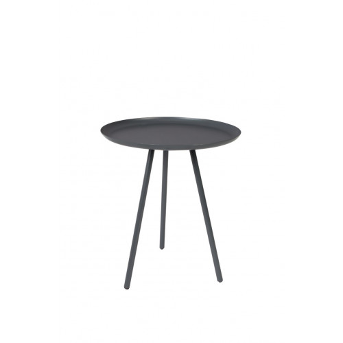 Side Table Frost | Charcoal