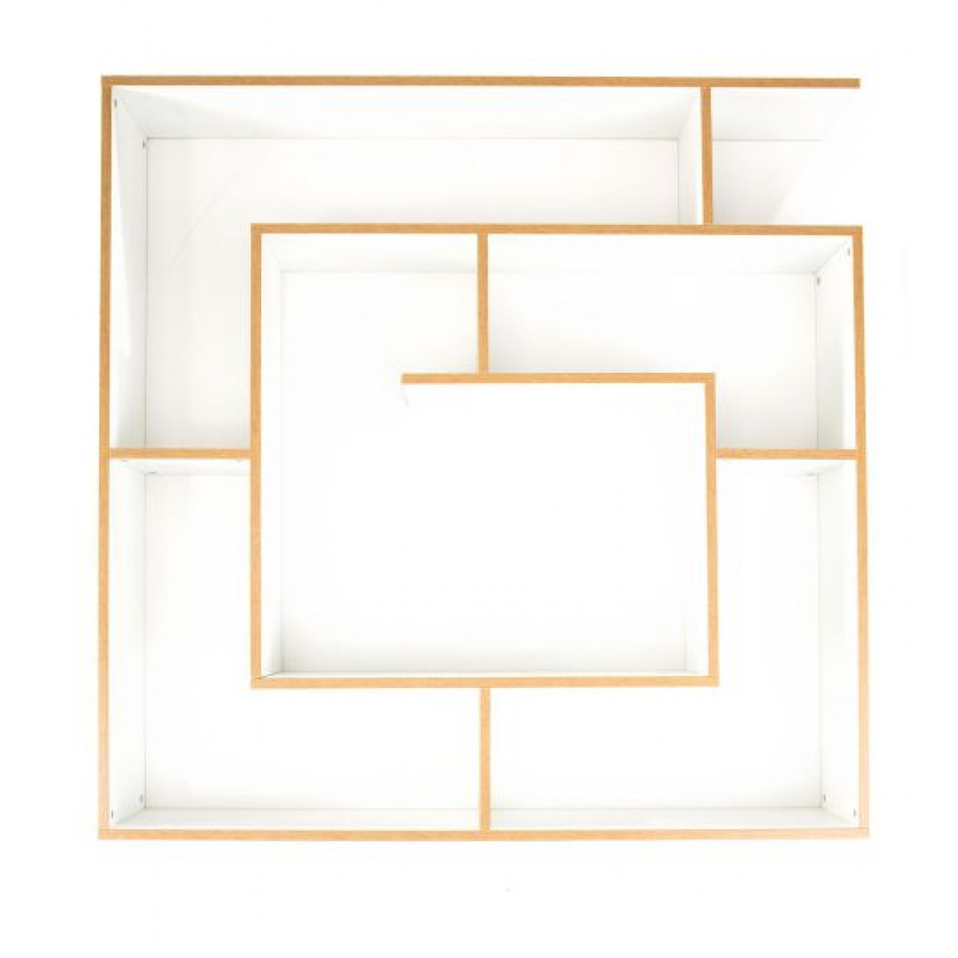 Bookcase / Room Divider Cubo